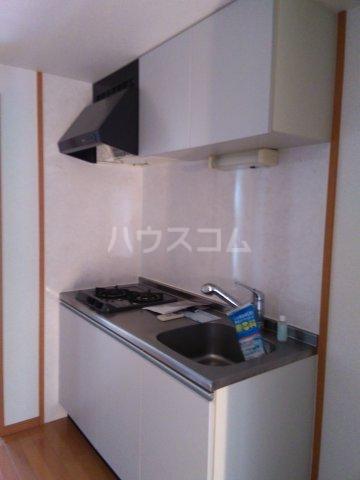 ノーブル・コーケ・横浜 701号室のキッチン