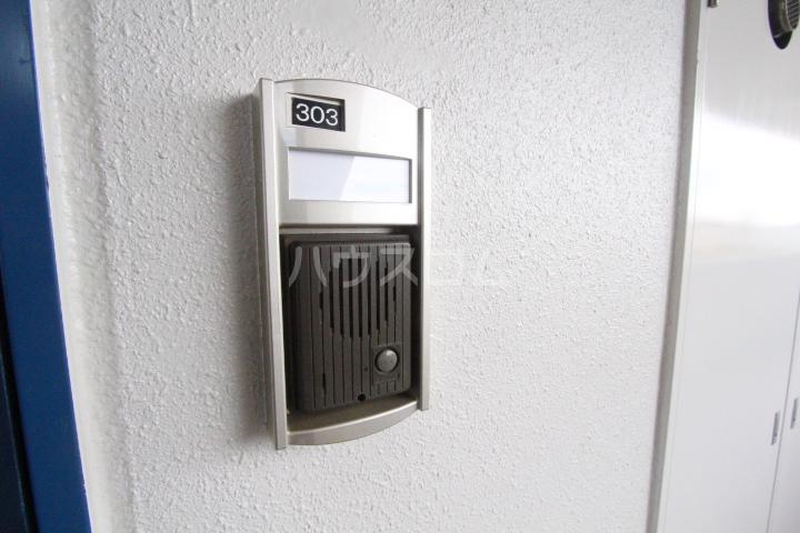 スピリットK 201号室のセキュリティ