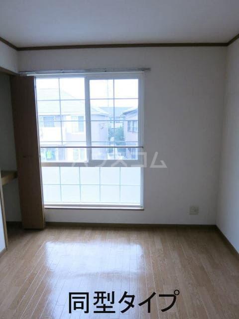 シャン・ド・フルールS 202号室のベッドルーム