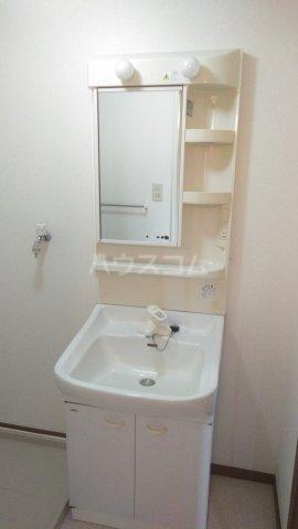 ヴィラ サンライズ ドリームⅠ 01010号室の洗面所