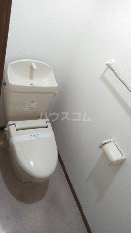 ヴィラ サンライズ ドリームⅠ 01010号室のトイレ