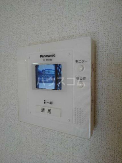 リバーサイドグリーン 02030号室のセキュリティ