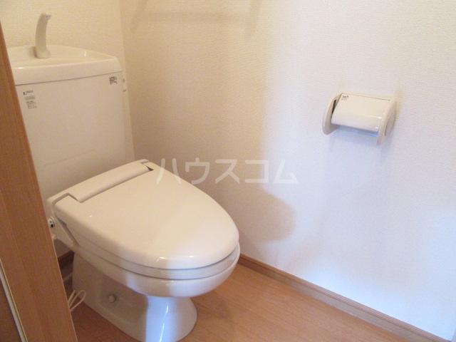 サンリット Ⅰ 02010号室のトイレ