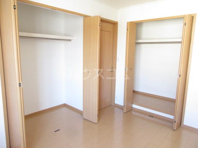 サンリット Ⅰ 02010号室の収納