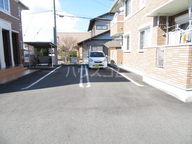 サンリット Ⅰ 02010号室の駐車場