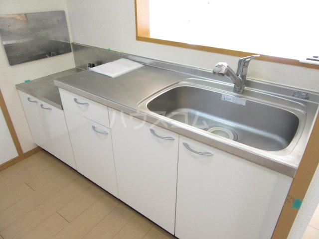 サンリット Ⅰ 02010号室のキッチン