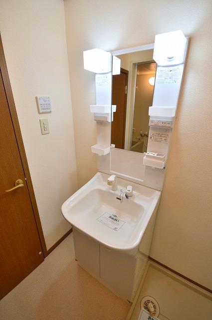 ファミール須恵 B 02030号室の洗面所