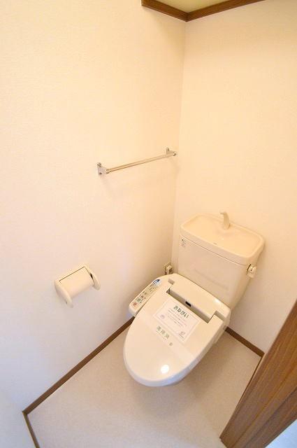 ファミール須恵 B 02030号室のトイレ