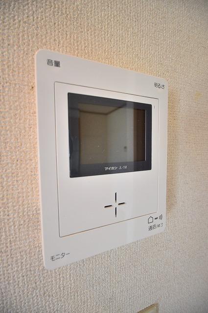 ファミール須恵 B 02030号室のセキュリティ