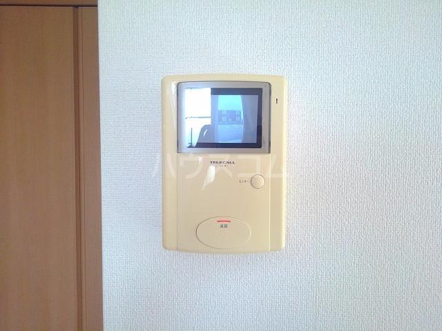 ソレアード 01020号室のセキュリティ