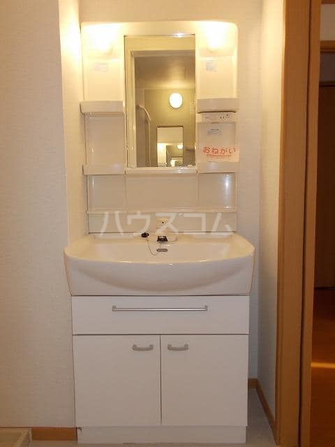 ノースヒルあいみ 103号室の洗面所