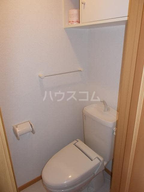 ノースヒルあいみ 103号室のトイレ