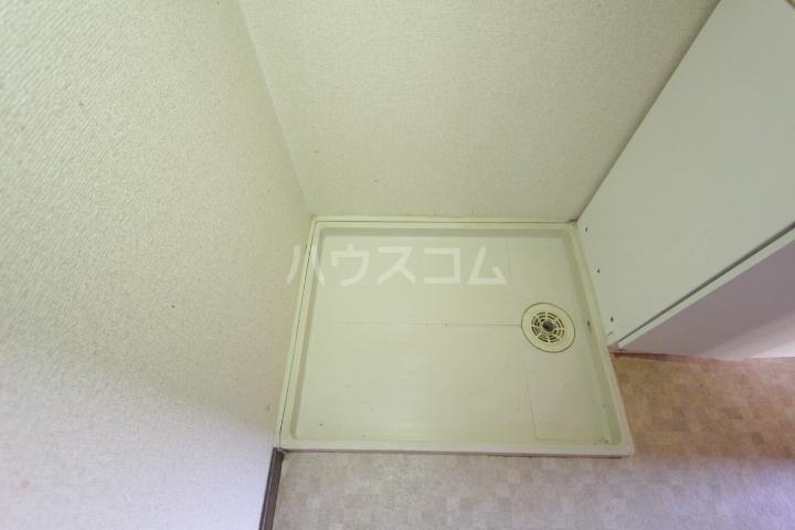 グリーンヒルTOYOTA 103号室のトイレ
