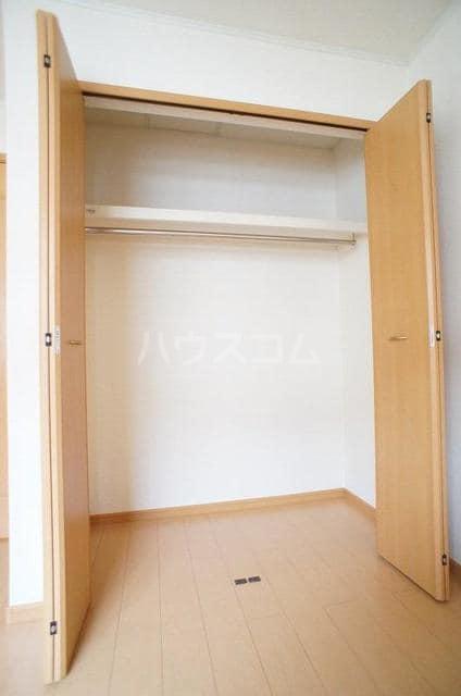 エレガンテA&S 02020号室の収納