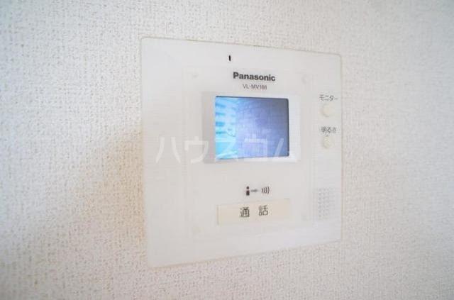 エレガンテA&S 02020号室のセキュリティ