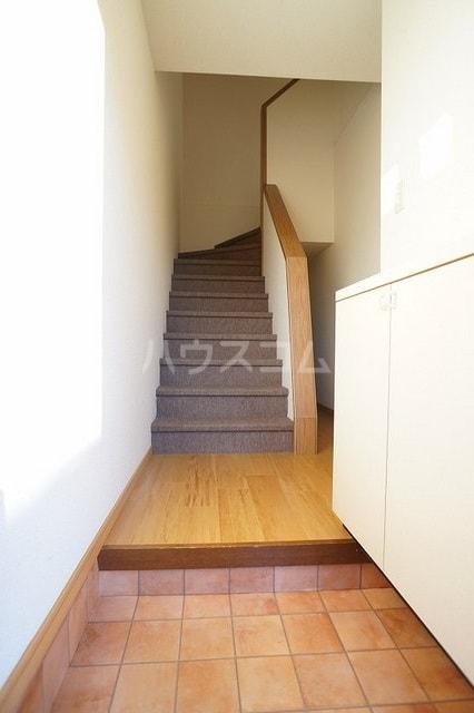 エーデルハイム 02030号室の玄関