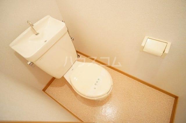 エーデルハイム 02030号室のトイレ