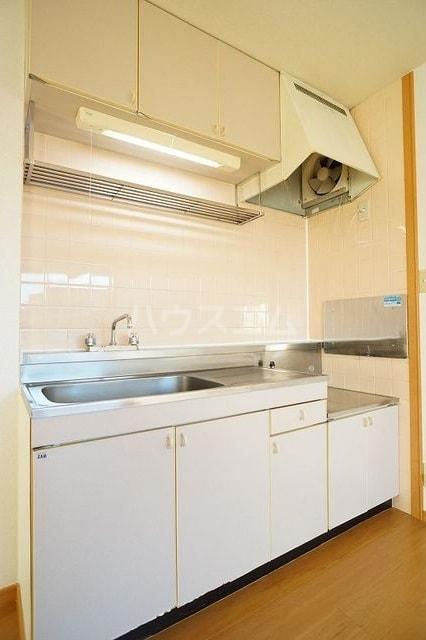 エーデルハイム 02030号室のキッチン