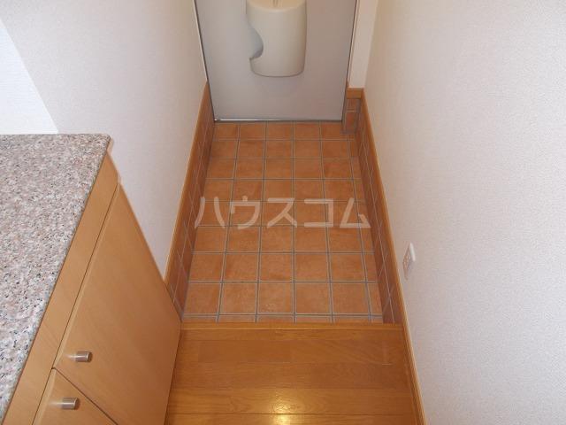 ヒラソル住山Ⅰ 01030号室の玄関