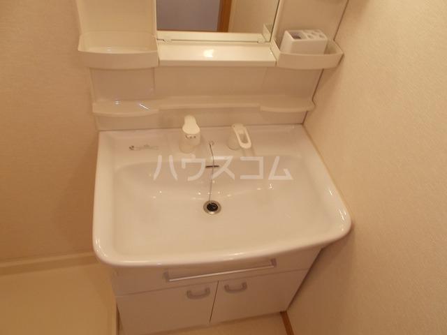 ヒラソル住山Ⅰ 01030号室の洗面所