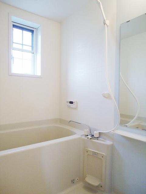 グランデールA 202号室の風呂