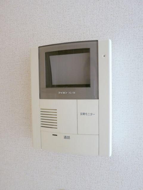 グランデールA 202号室のセキュリティ