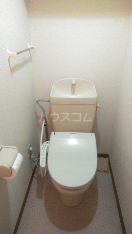 クレーデレ ドーノ メグミ 01040号室のトイレ