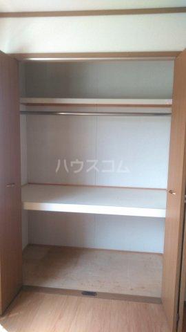 クレーデレ ドーノ メグミ 01040号室の収納