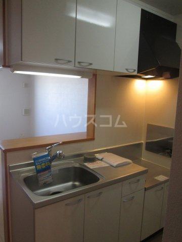 エテルノスター 01040号室のキッチン