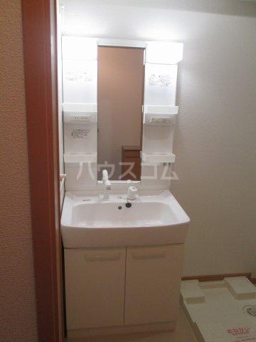 エテルノスター 01040号室の洗面所