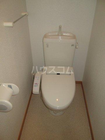 エテルノスター 01040号室のトイレ