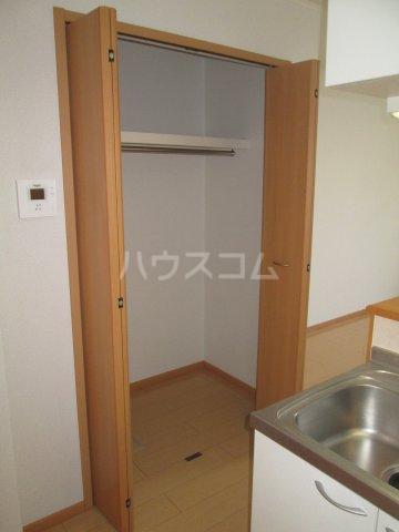 エテルノスター 01040号室の収納
