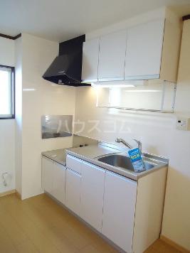 アーバンヒル 106号室のキッチン
