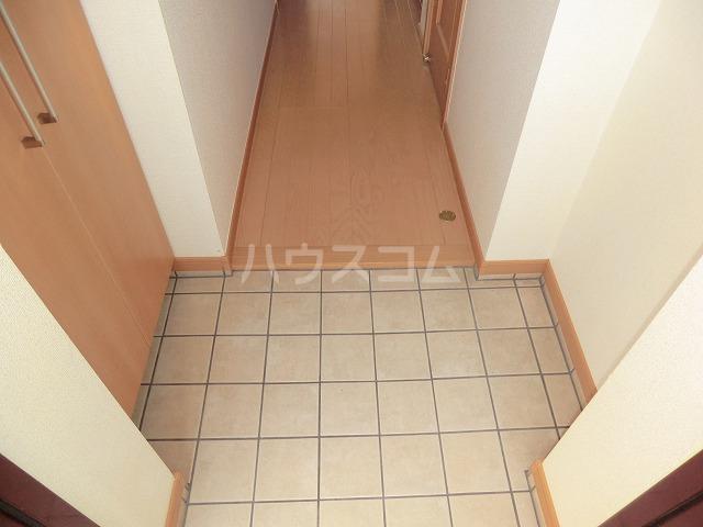 マンションM・K 312号室の玄関