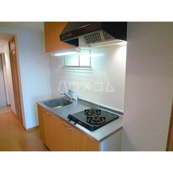 マンションM・K 312号室のキッチン