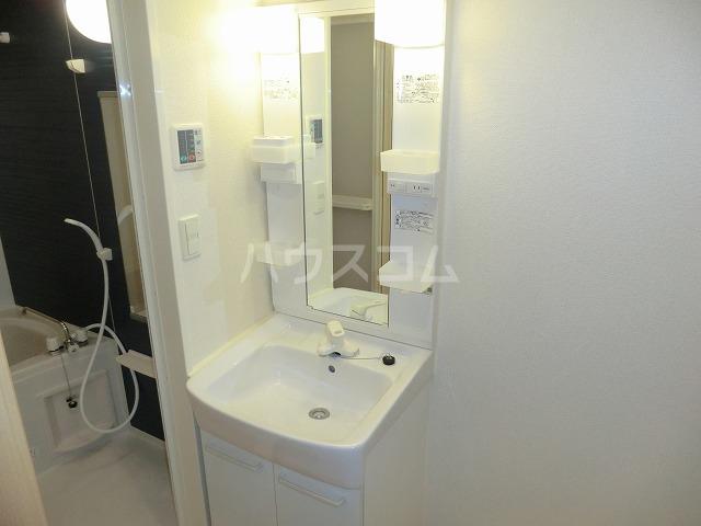 マンションM・K 312号室の洗面所