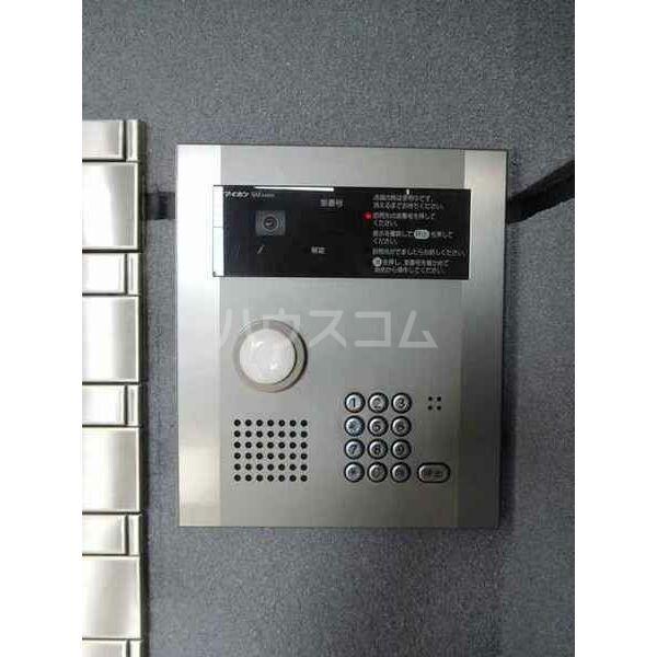 マンションM・K 312号室のセキュリティ