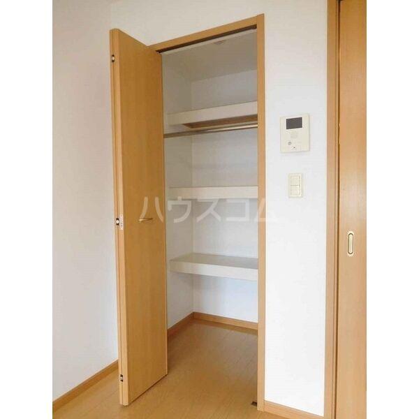 マンションM・K 312号室の収納