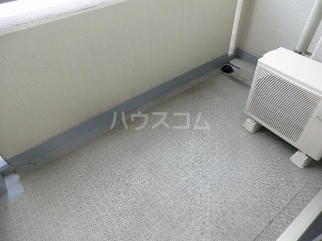 マンションM・K 312号室のバルコニー