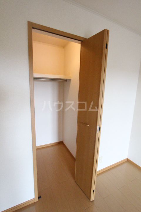 アニメート ヒル 202号室の収納