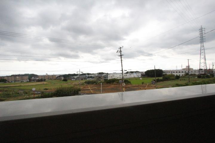 アニメート ヒル 202号室の景色