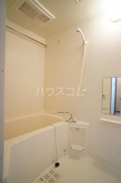 グレイスコート 01020号室の風呂