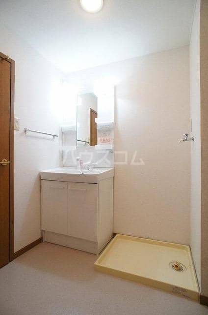 グレイスコート 01020号室の洗面所