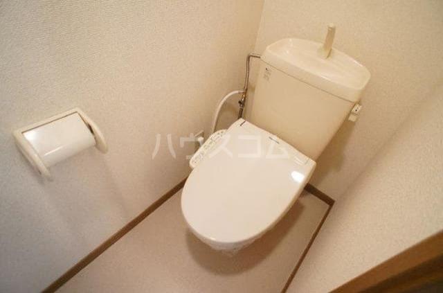 グレイスコート 01020号室のトイレ