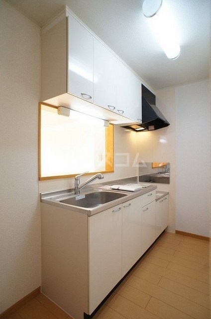 プリマヴェーラ 02030号室のキッチン