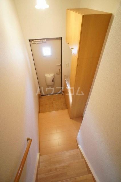 プリマヴェーラ 02030号室の玄関