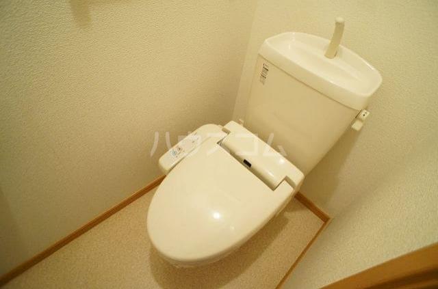 プリマヴェーラ 02030号室のトイレ