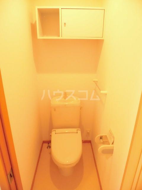 サニー カームリー 101号室のトイレ