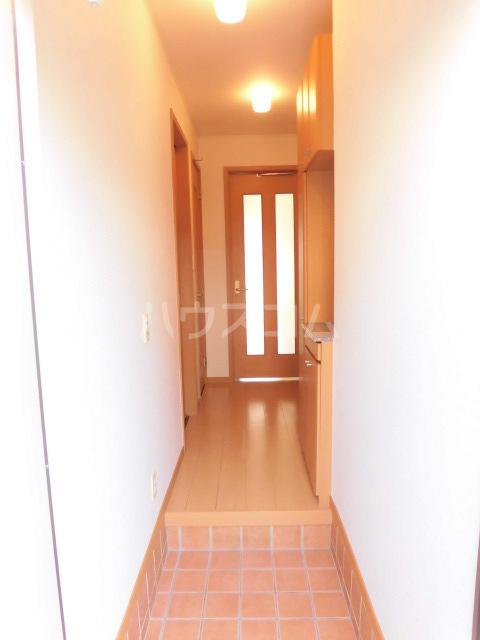 サニー カームリー 101号室の玄関
