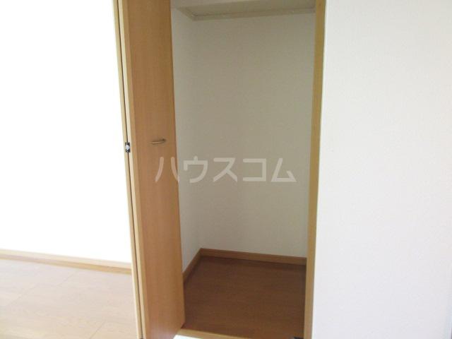 ヴィクトワール 02010号室の収納
